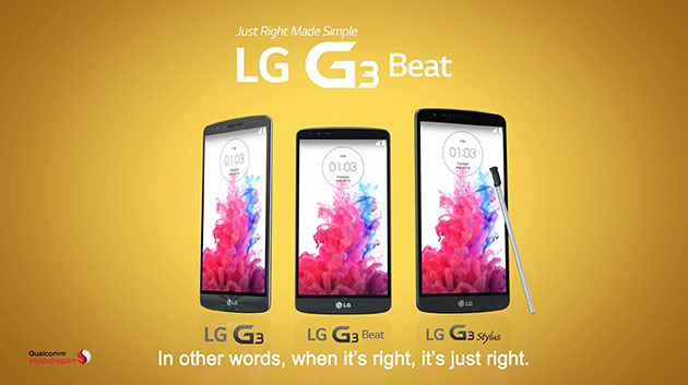 U0026quot Lg G3 Stylus U0026quot  Leaked As Possible Galaxy Note 4 Competitor
