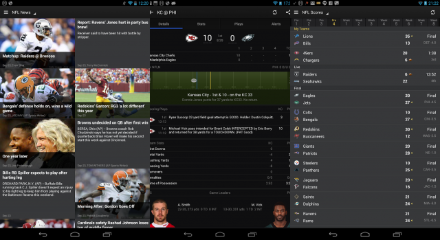 Best Android Apps for Football Season
