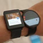 Moto 360 vs LG G Watch DSC06818