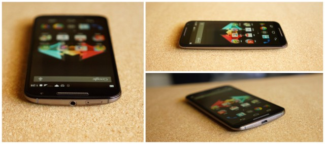 Moto X 2014 2nd Generation angles
