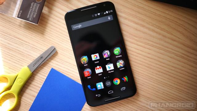 Moto X 2014 black DSC07129