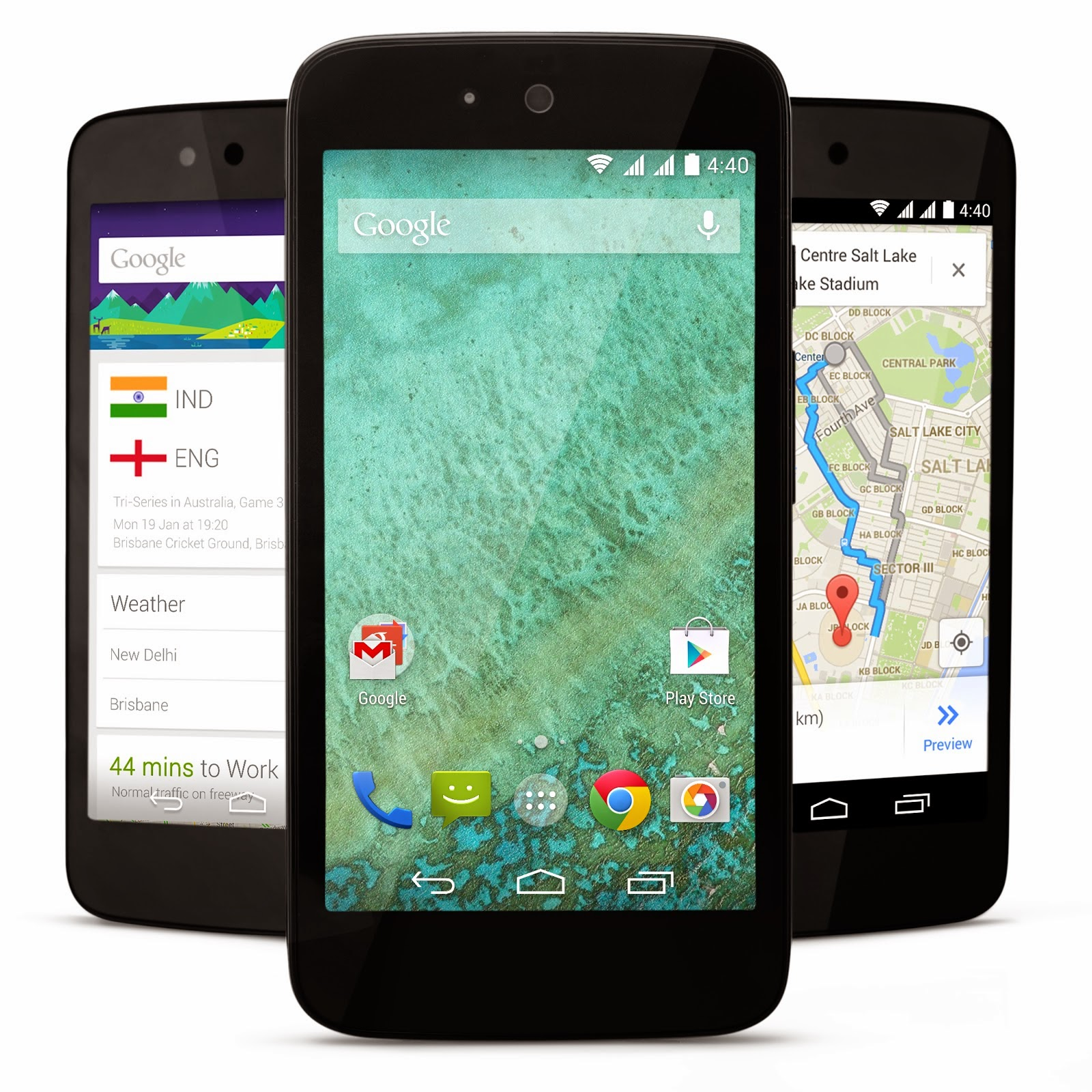 Android One devices could have free data for some apps