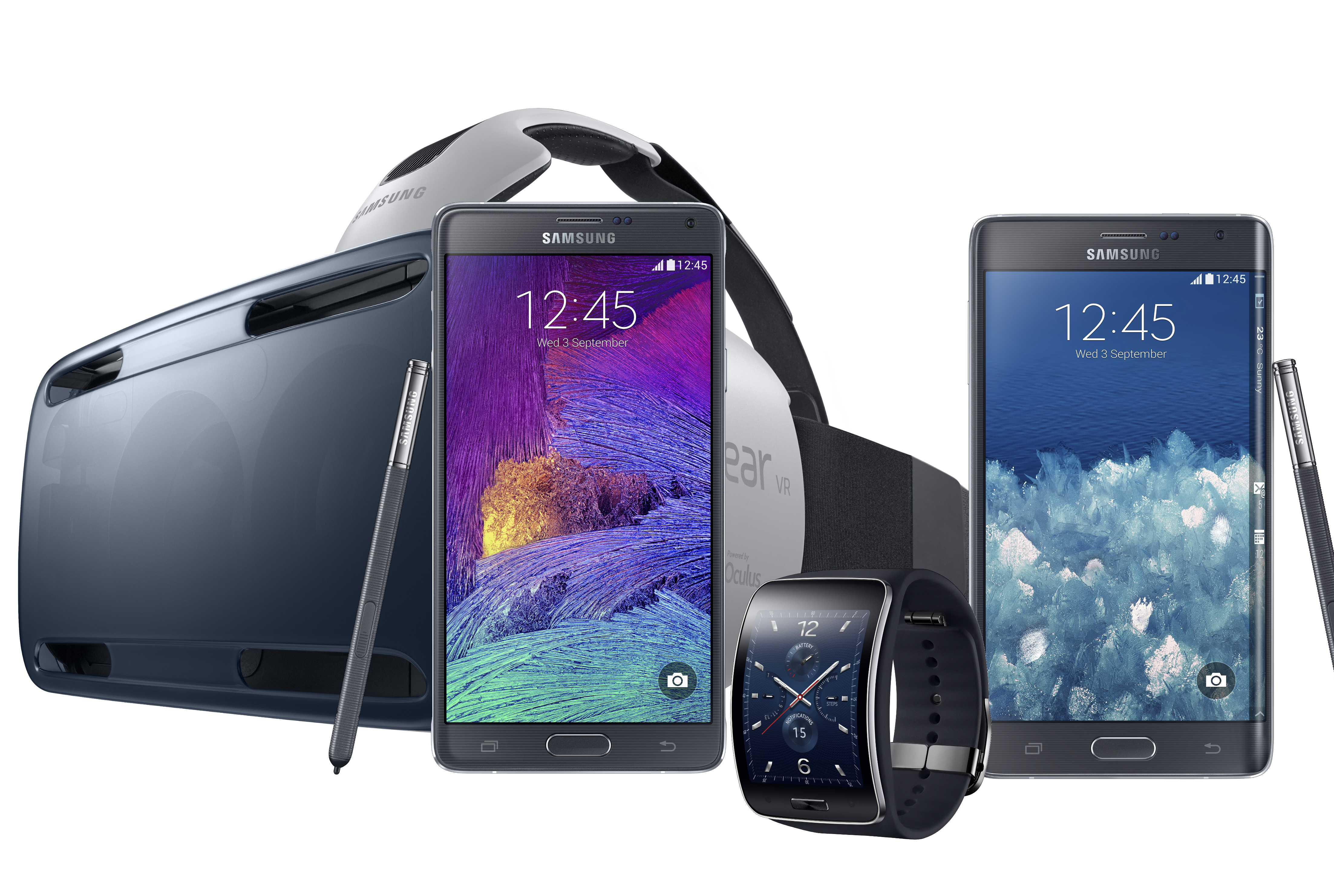 Will you buy the Samsung Galaxy Note 4, Note Edge, Gear S