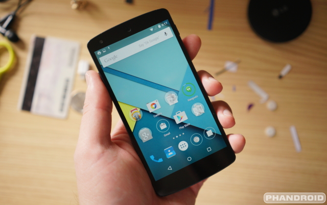 Android 5.0 Lollipop THUMB DSC07204