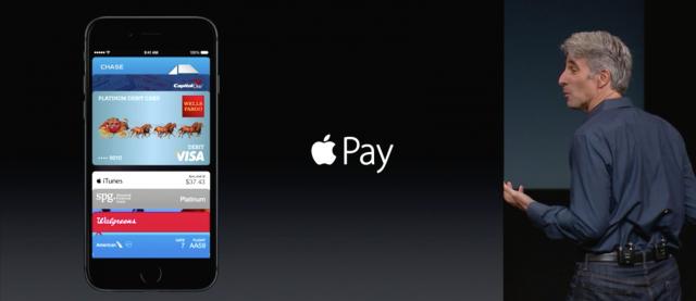Apple Pay iPad event 2014