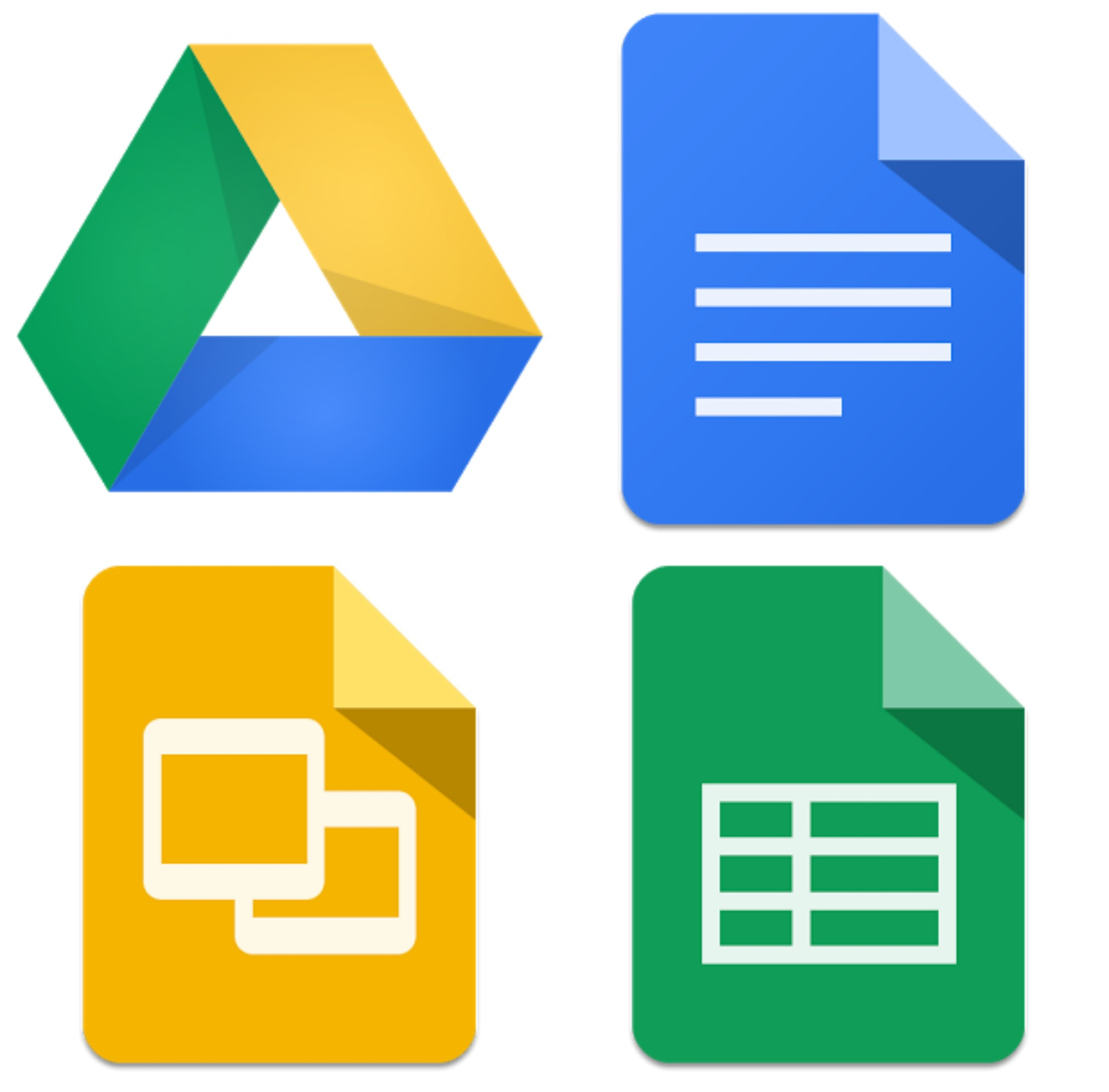 Material Design Updates  Google Drive  Docs  Sheets  And