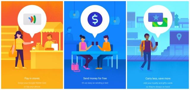 Google Wallet 7.0 intro