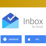 Inbox invite email