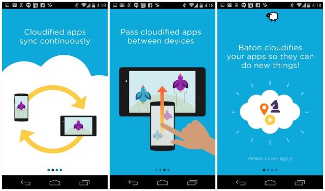 Nextbit Baton for CyanogenMod