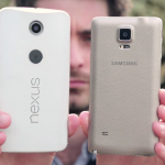 Nexus 6 vs Galaxy Note 4 video Carphone Warehouse 2