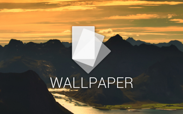android wallpaper mounts