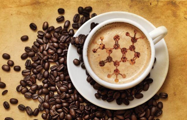 coffee-molecule