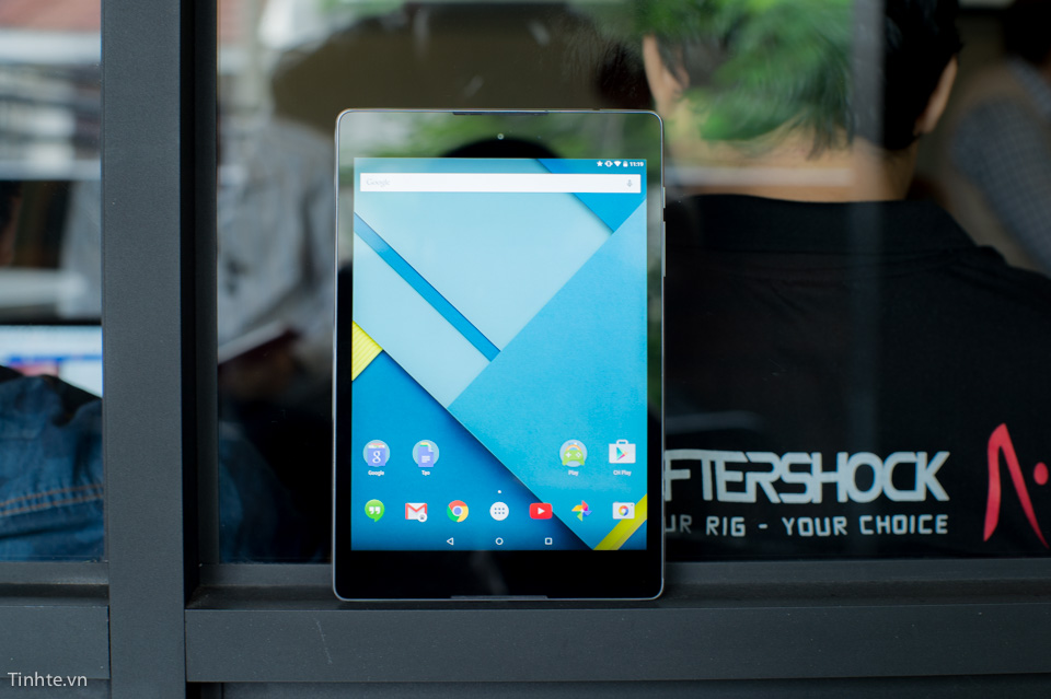 How to root the Nexus 9 in 9 easy steps