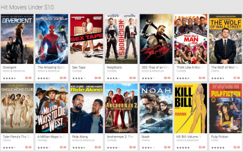 Google Play Movies and TV Cyber Weekend Deal