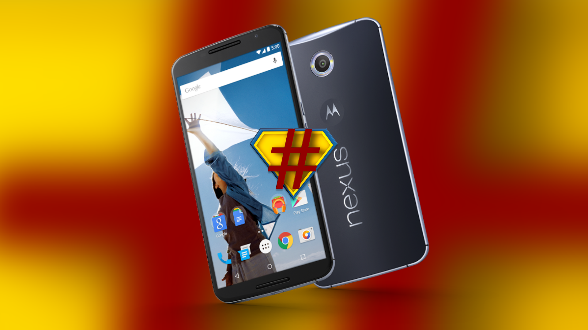 Chainfire releases SuperSU root for the Nexus 6