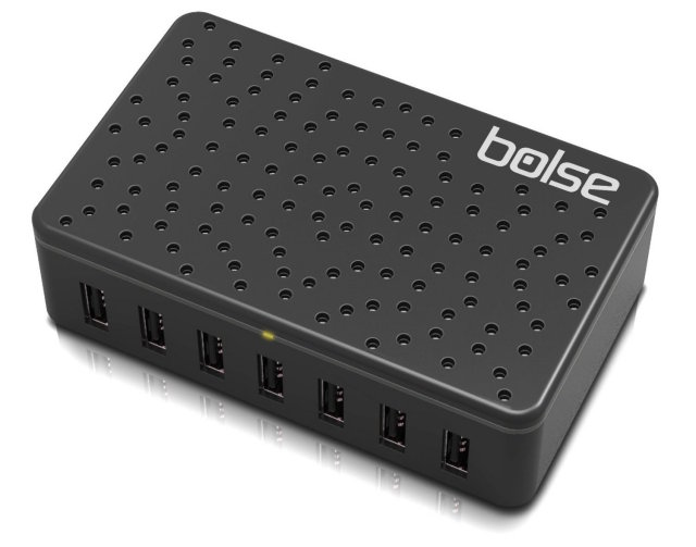 Bolse 7-port charging station
