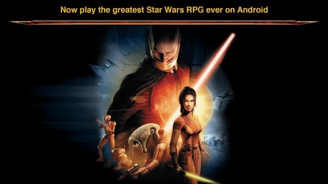 Star Wars KOTOR Android 1