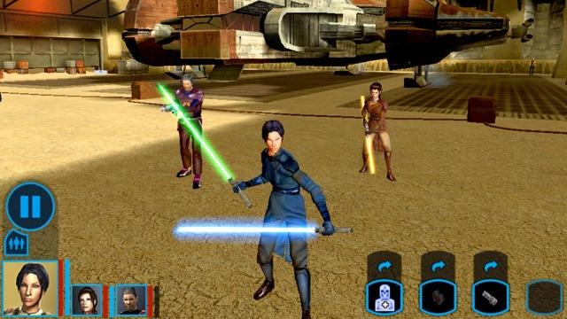 Star Wars KOTOR Android 2