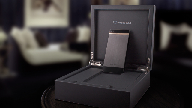 gresso regal limited edition box