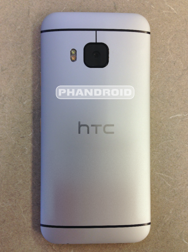 HTC One M9 Hima back