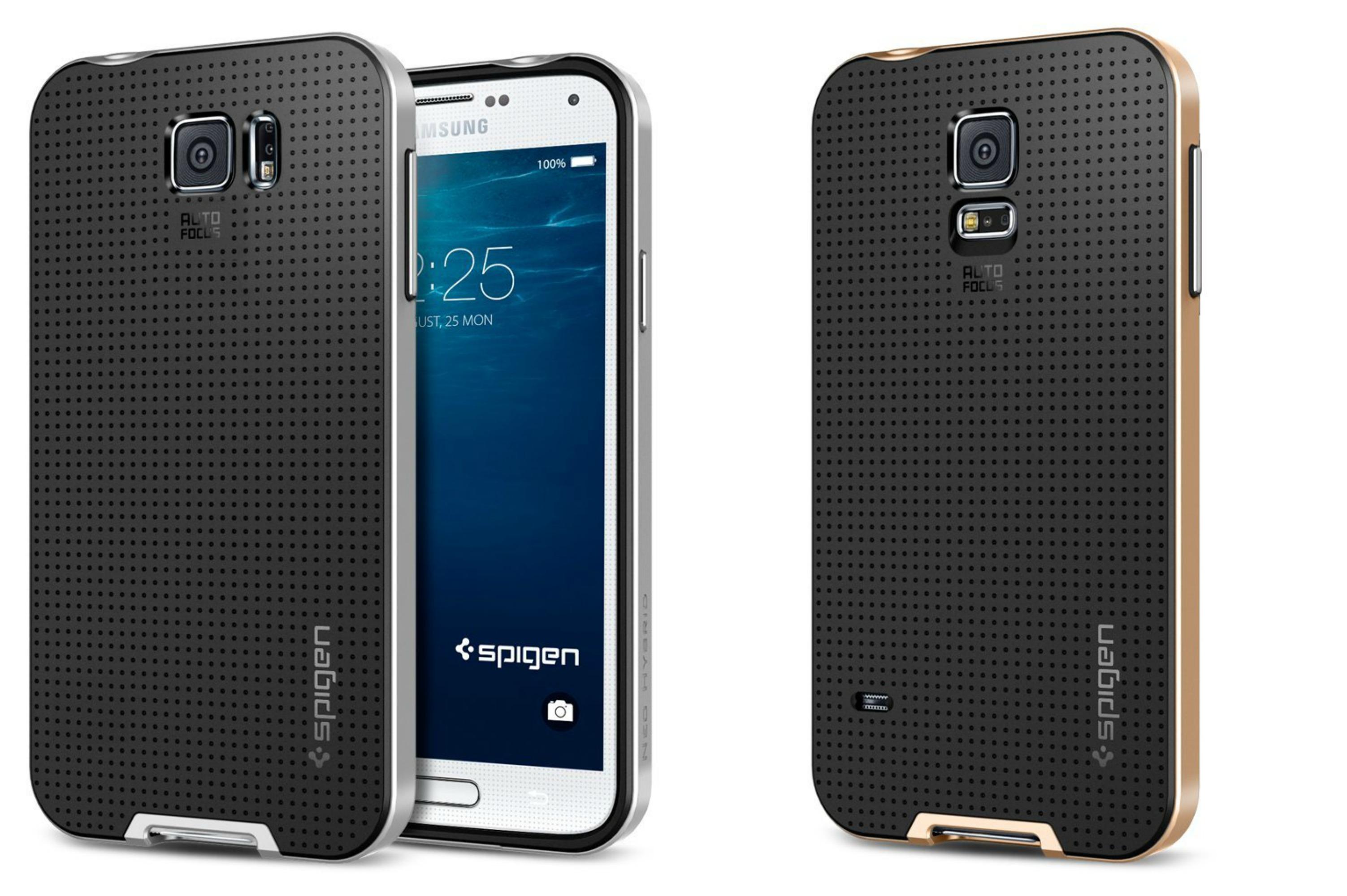 timeless design ba3da c19b2 Spigen already has Galaxy S6 cases, shows subtle differences from ...