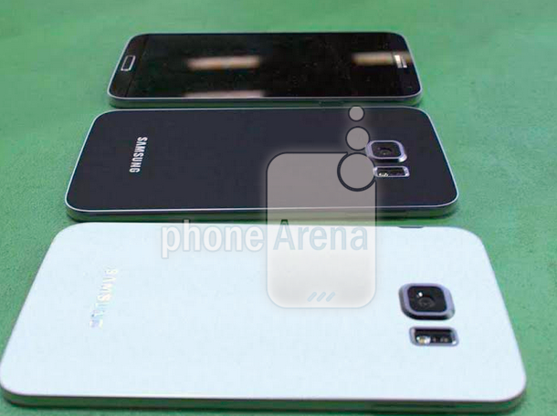 Samsung Galaxy S6 early prototype