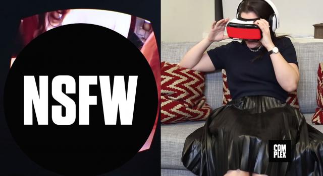 Samsung Gear VR porn NSFW 1