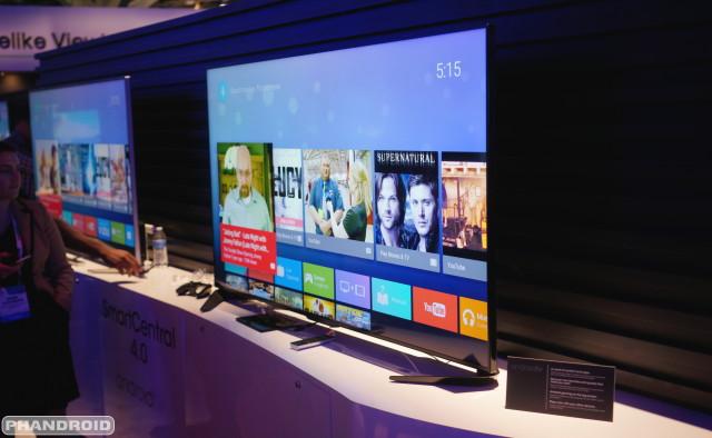 Sharp Android TV DSC07926