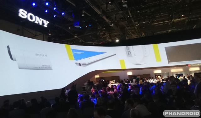 Sony logo CES 2015 DSC_0059