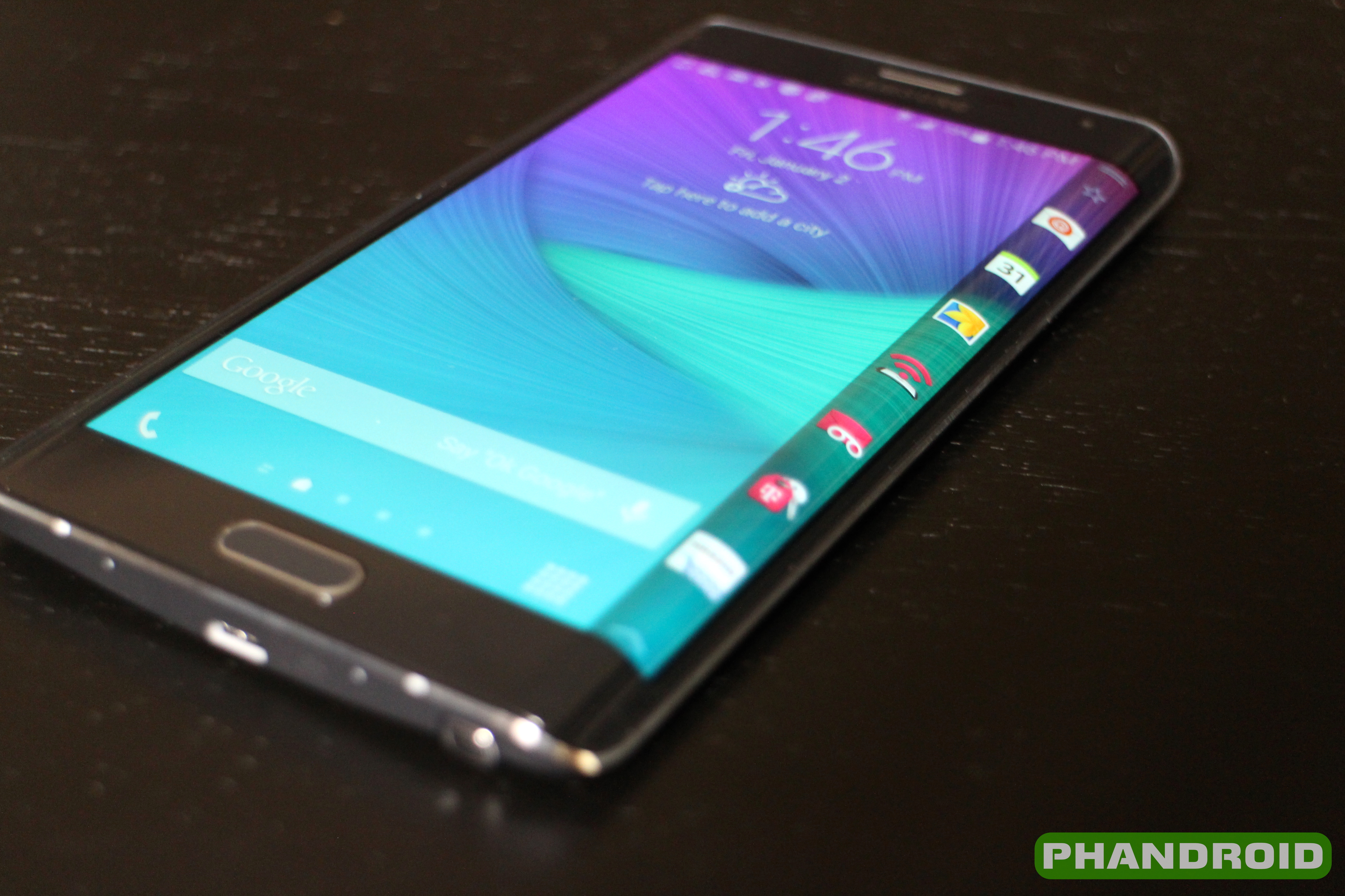 Marshmallow rolling out now to the Galaxy Note Edge and S5 Sport on