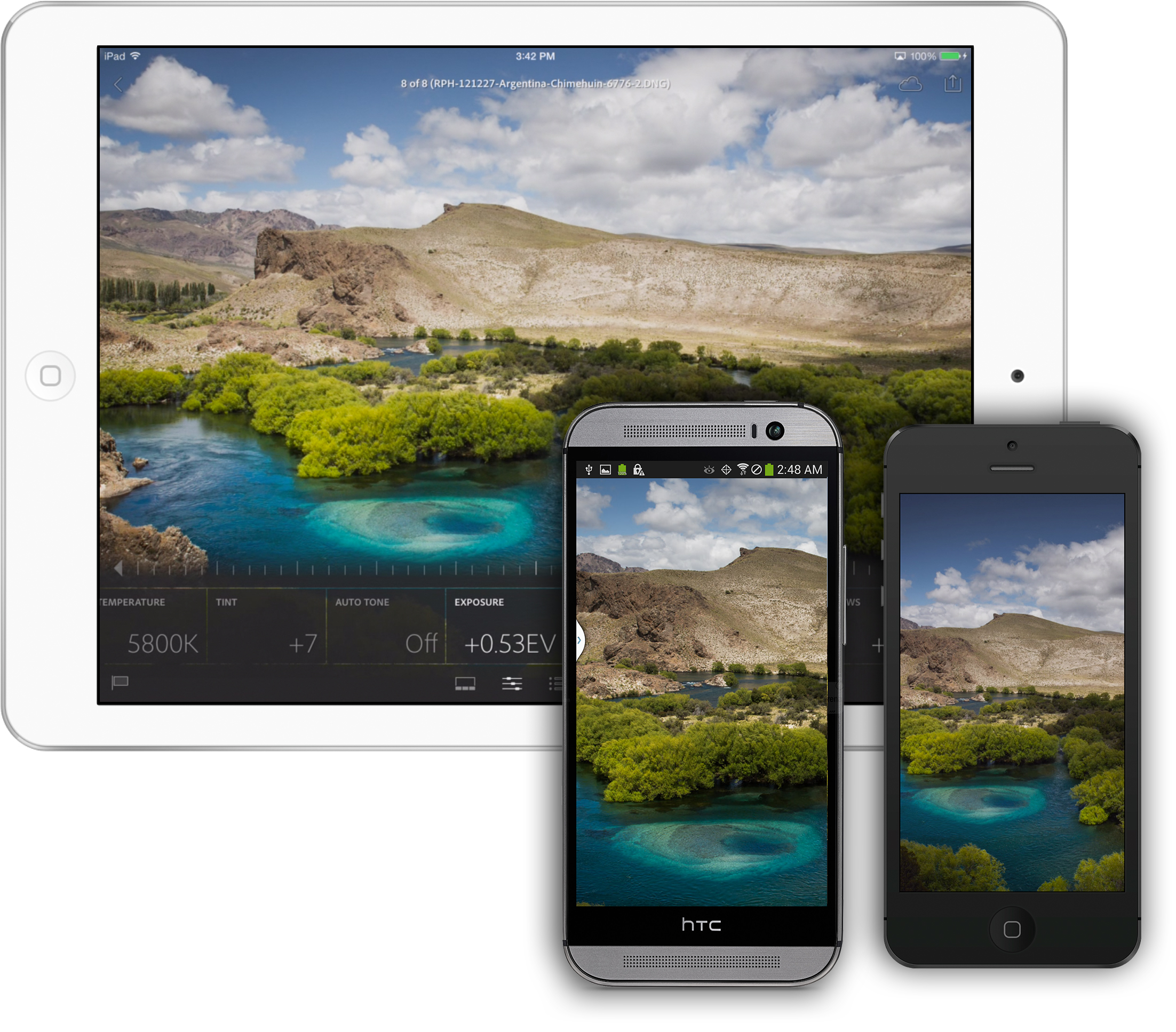 Adobe Lightroom Mobile finally launches for Android