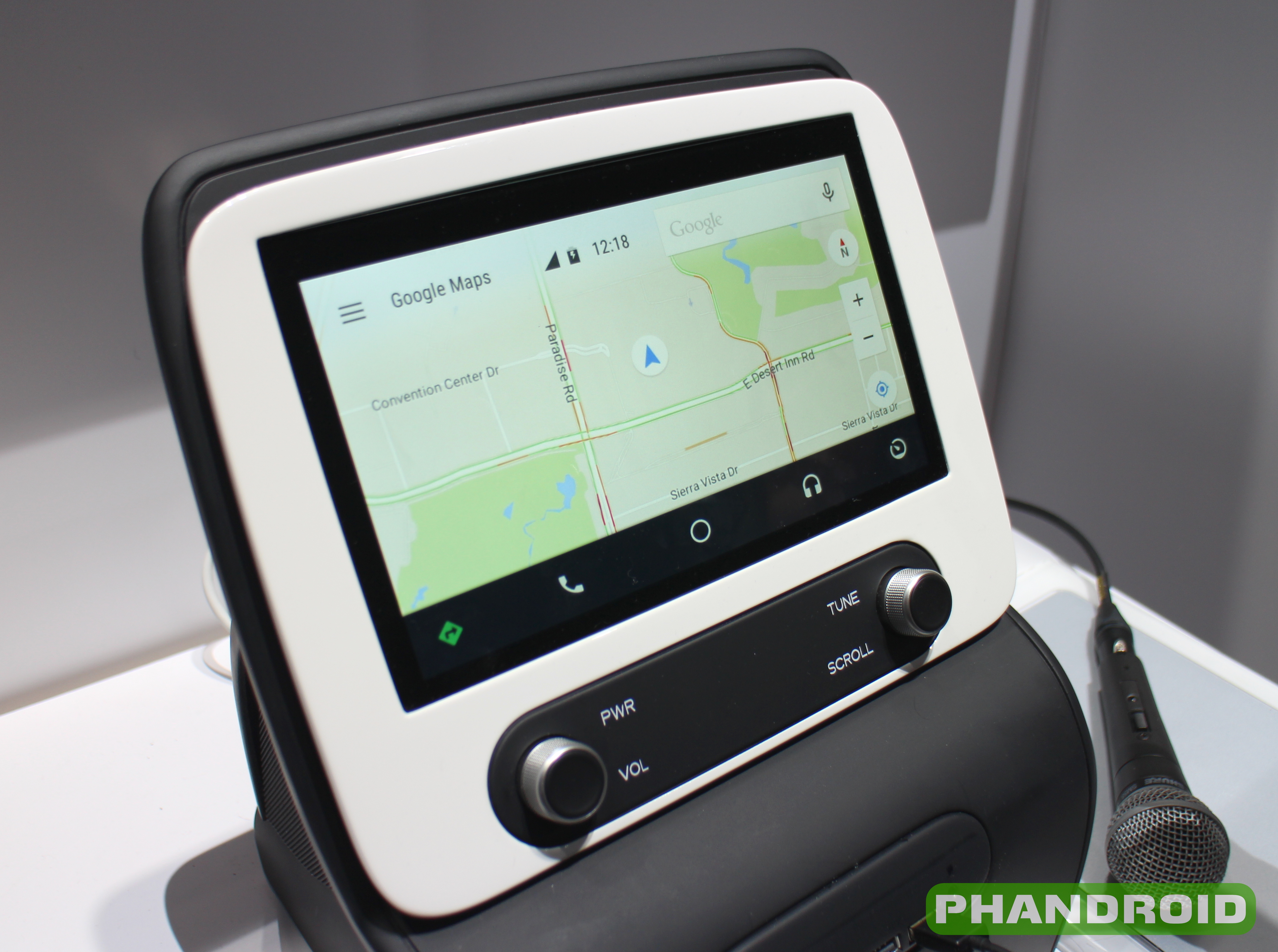 You can buy Pioneer's Android Auto units right now