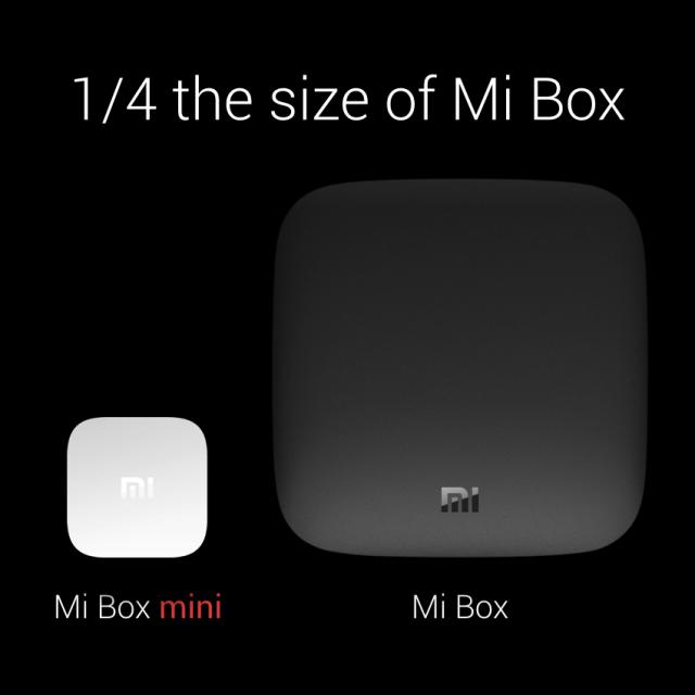xiaomi mi box mini comparison