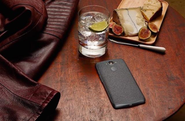 Motorola Moto Maxx cafe