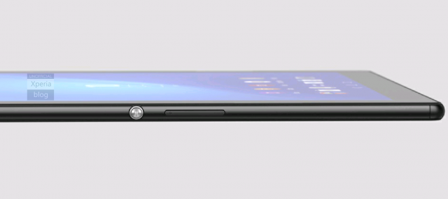 Sony Xperia Z4 Tablet LEAK