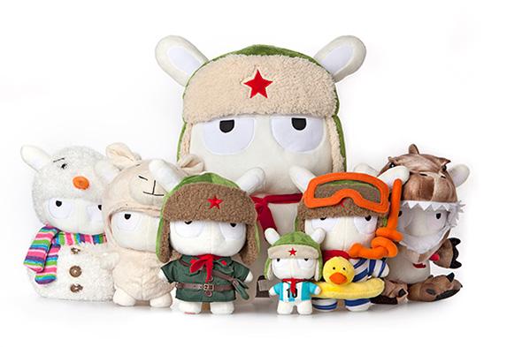 Xiaomi plushies