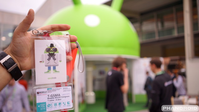 Android booth MWC 2015 DSC08511
