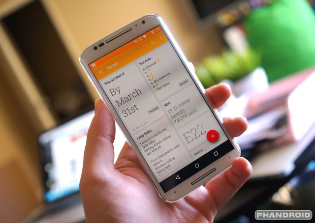 7 tips and tricks to simplify your life with Google Keep