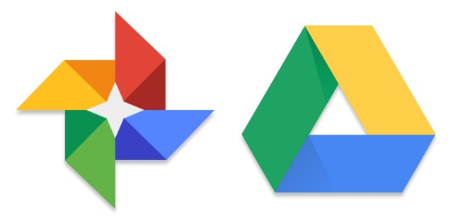 Google Photos to Drive