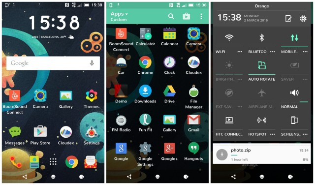 Free Download Htc One X Themes