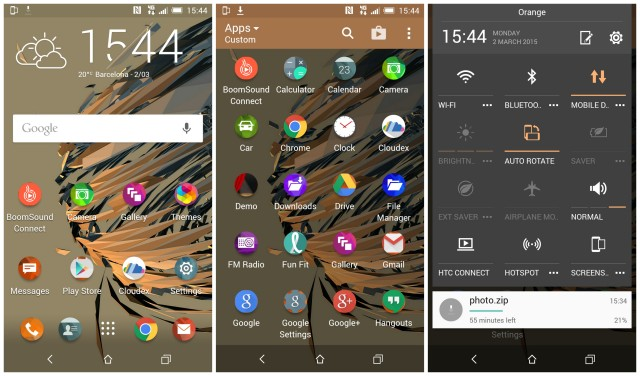 All 9 Htc One M9 Themes