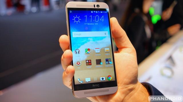 HTC One M9 custom nav bar DSC08928