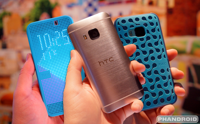 HTC One M9 everything
