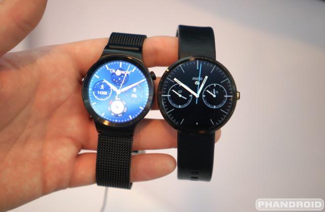 Huawei Watch DSC08897