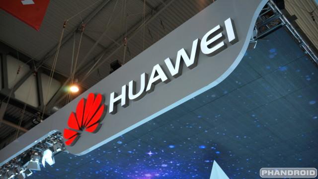 Huawei logo DSC08659