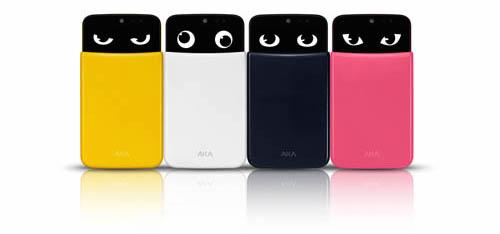 LG AKA colors