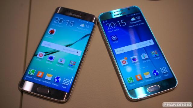 Samsung Galaxy S6 Edge DSC08490