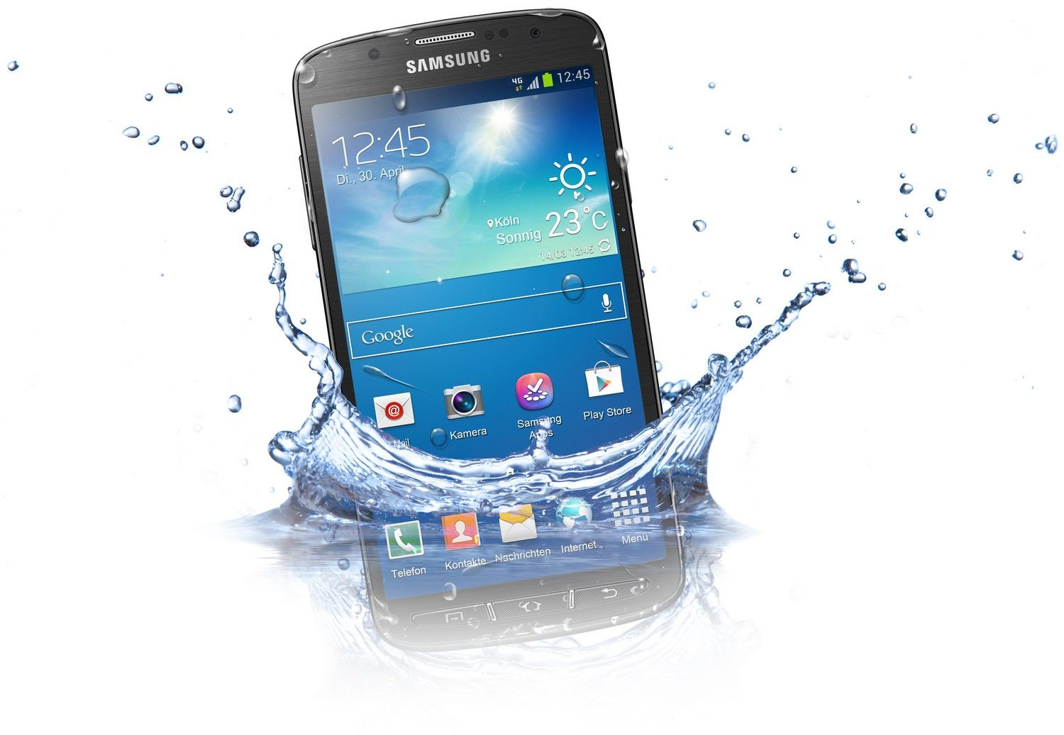 wholesale dealer ca1dc 946c6 The Galaxy S6 isn't waterproof… but what about the Galaxy S6 Active?