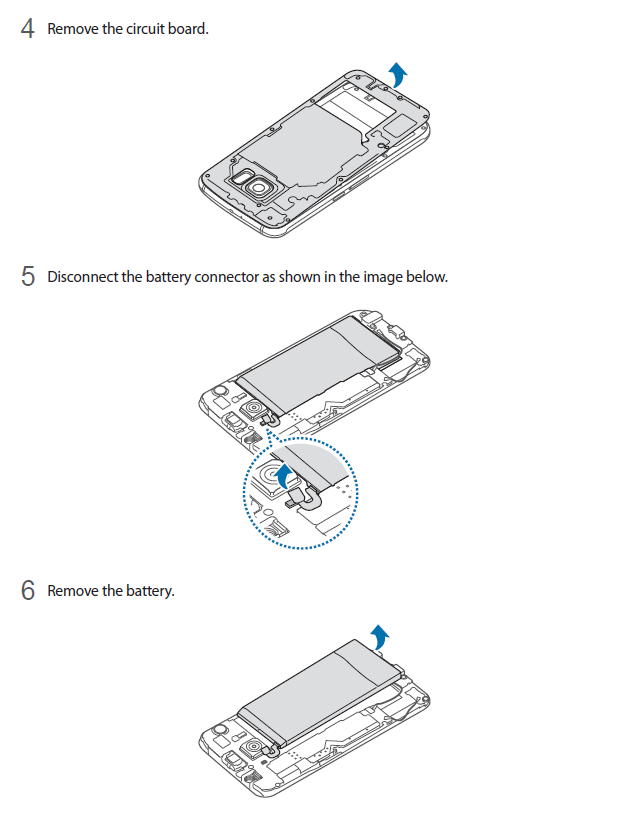 galaxy s6 battery replacement guide 2