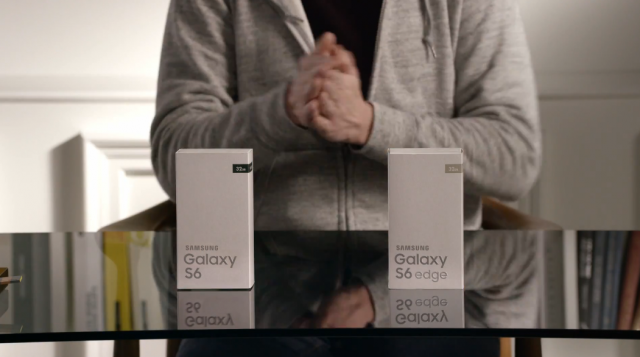 galaxy s6 boxes